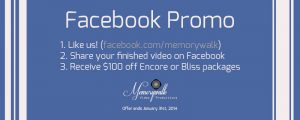 Facebook Promo 2014